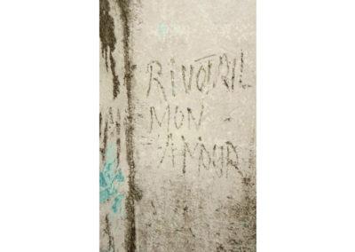 Rivotril mon amour – 2019 – Acrylique sur papier, marouflé sur bois – 48 x 28,5 cm